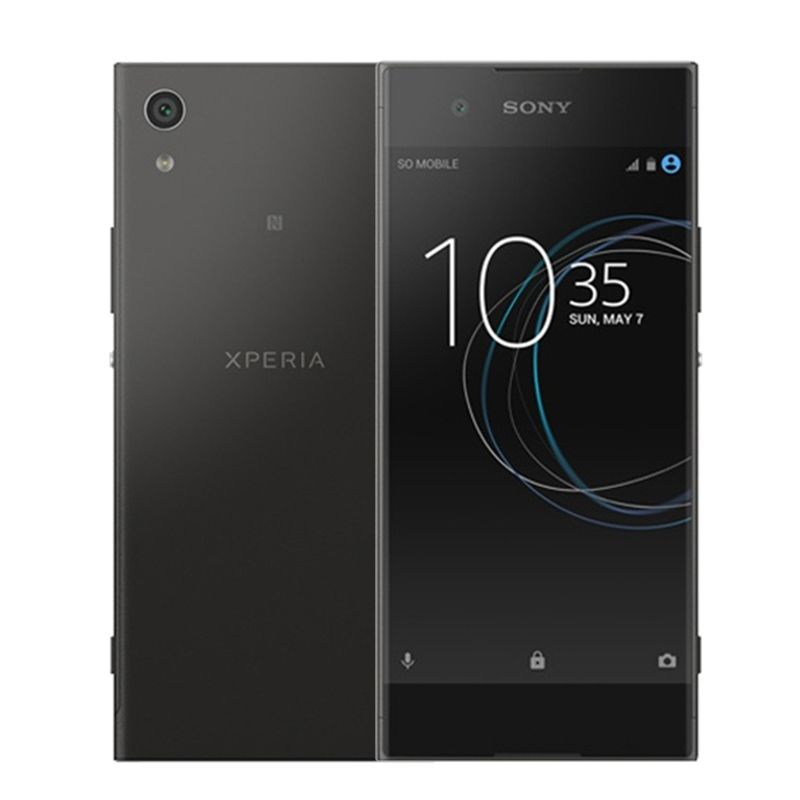 NEW Original Sony Xperia XA1 G3116 32GB ROM 3GB RAM Dual SIM 5.0 inch Helio P20 Android 23MP 4G LTE 2300mAh Smart Phone
