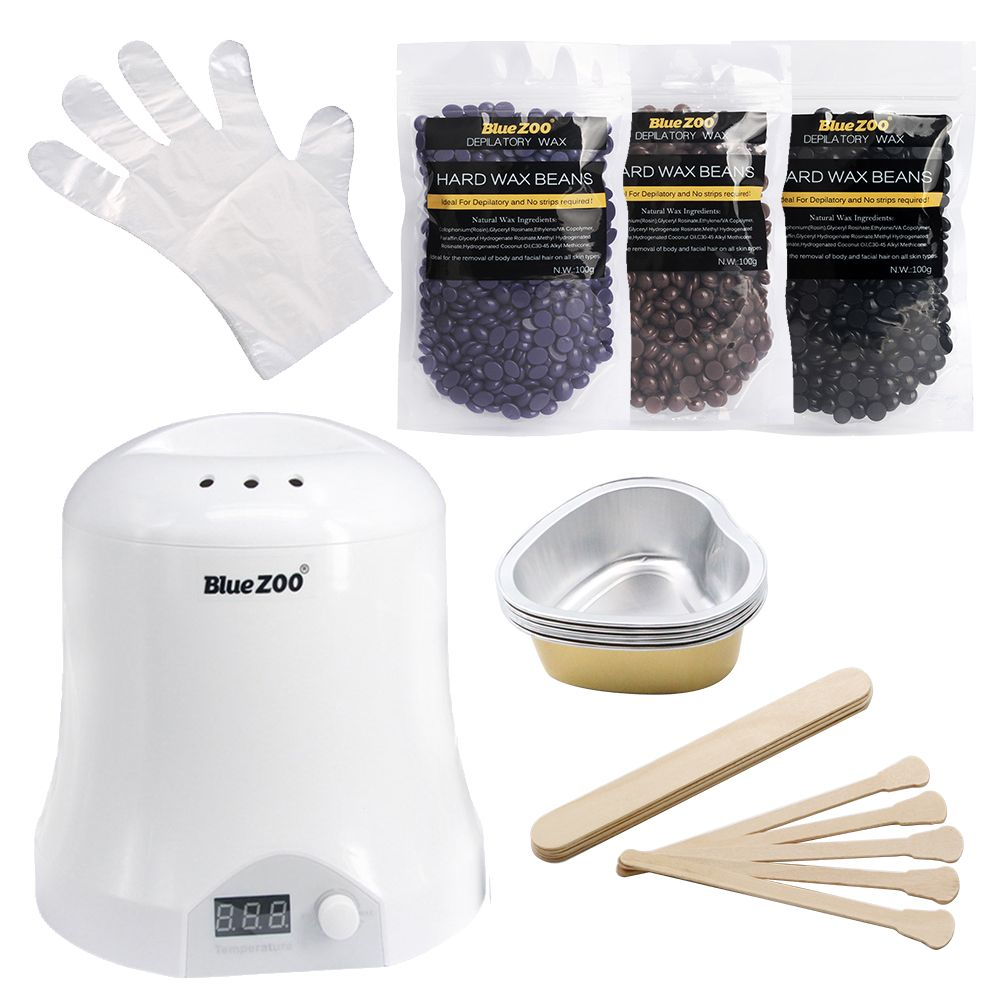 Wax Pellet Warmer Hair Removal Machine Beauty Salon whole Waxing Hot Wax Heater Epilage Depilatory Tools Natural Ingredients