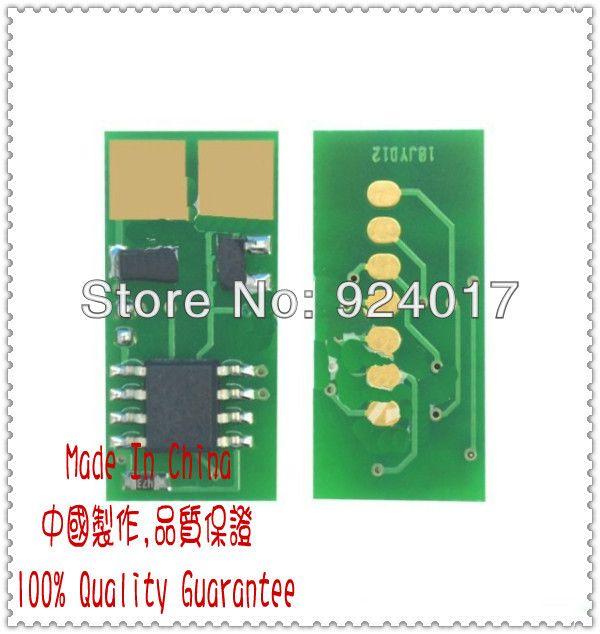 Compatible Printer Dell M5200n W5300n Toshiba E STUDIO 400P Toner Chip,For Dell K2885 M5200 W5300 Toshiba 12A7448 Toner Chip