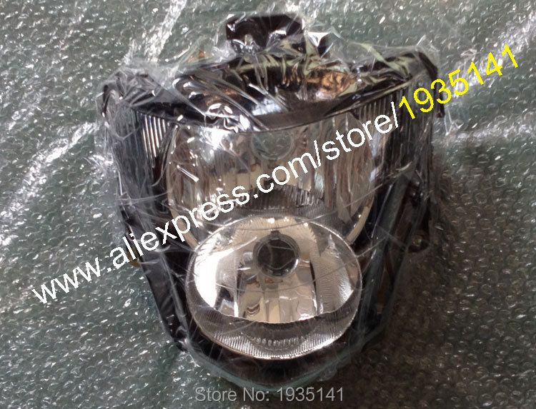 Hot Sales,Front Head Light Headlight For Honda Hornet CB600 CB900 2007 2008 2009 CB 600 900 07 08 09 Headlamp Clear Assembly