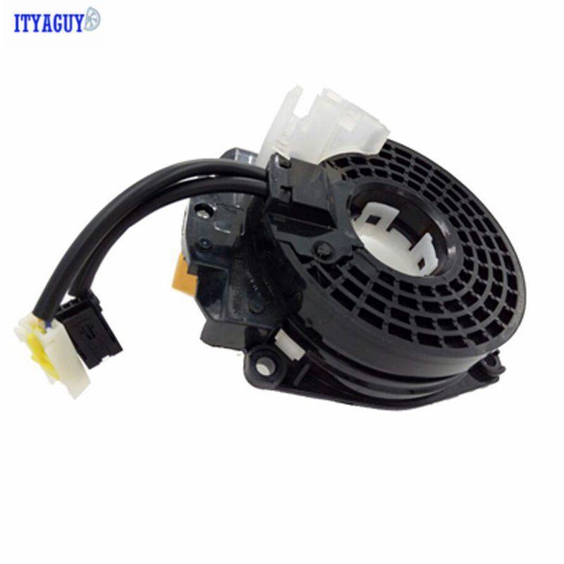 Стайлинга автомобилей Руль Гус спиральный кабель для Nissan Almera Пульсар N16 Солнечный G10 AD y11 25554-4m426 255544m426 высокое качество