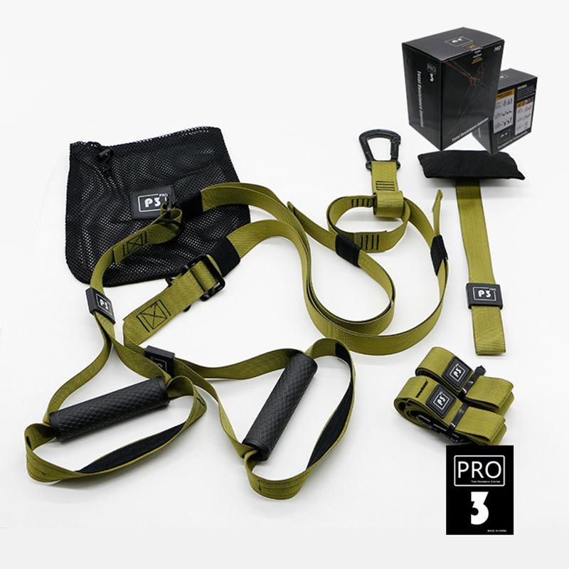 Resistance Bands Crossfit Sport Equipment Strength Training Belt Fitness Equipment Spring Exerciser Workout Suspension Trainer