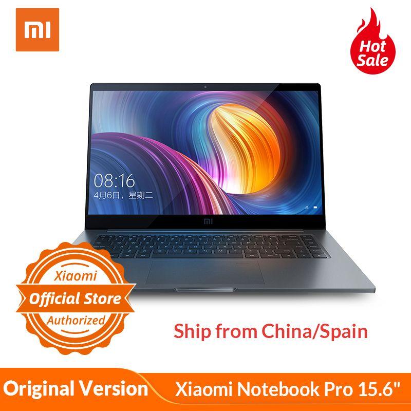 Xiaomi Notebook Pro 15,6 Intel Core i5 16G Ram 256GB SSD Windows 10 2G Gewidmet Karte 1920x1080 Fingerprint Anerkennung GDDR5