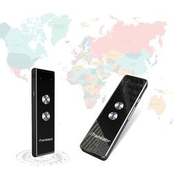 Smart Translator Global 30 Multi-language Travel Business Translation Bluetooth Wireless Easy Trans Digital Voice Interpreter