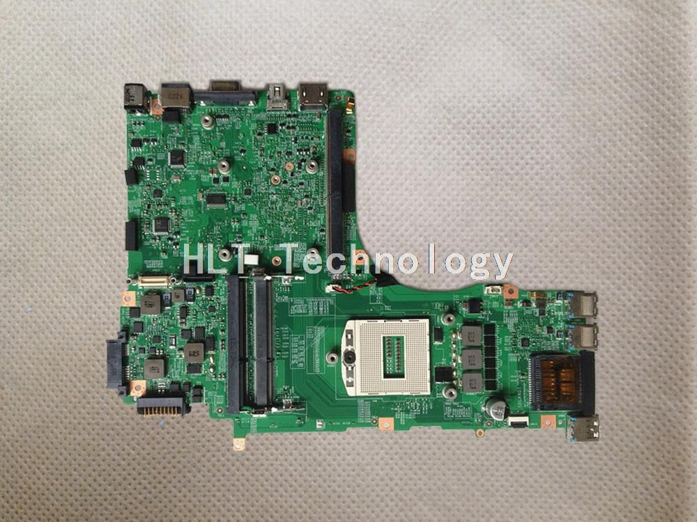 SHELI laptop Motherboard MS 17631 For MSI GT70 GT783 GT780 MS-17631 Non-integrated graphics card 100% fully tested