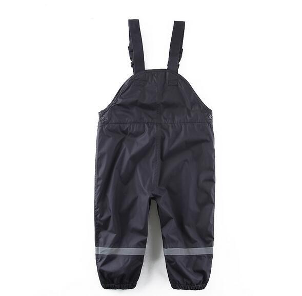 Topolino, новинка 2017 г., весна и осень, дети мальчик в целом, для маленьких мальчиков, для маленьких мальчиков, одежда водонепроницаемый дождь Брю...