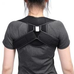 1PC Adjustable Adult Back Corset Spine Support Belt Posture Corrector Orthotics Brace Belt Upper Back Posture Correction Bandage
