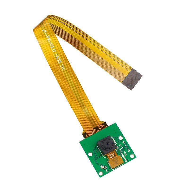 Module caméra Raspberry Pi zéro caméra 5MP + 16 cm FFC pour RPI zéro W Pi zéro Pi 0 Raspberry Pi zéro W/1.3 OV5647 Webcam