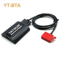 Yatour BTA Mobil Bluetooth Adaptor untuk Mobil MP3 Pemutar Kepala Unit Radio Perintah untuk Mercedes Benz 1994-1998 W202 c140 W140 V140 W210