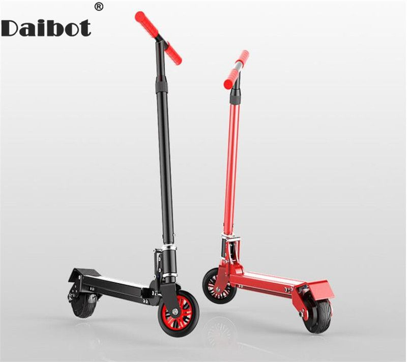 Daibot Electric Scooters Adults Two Wheel Electric Scooters Samsung Lithium Battery 24V Folding Electric Skateboard Scooter