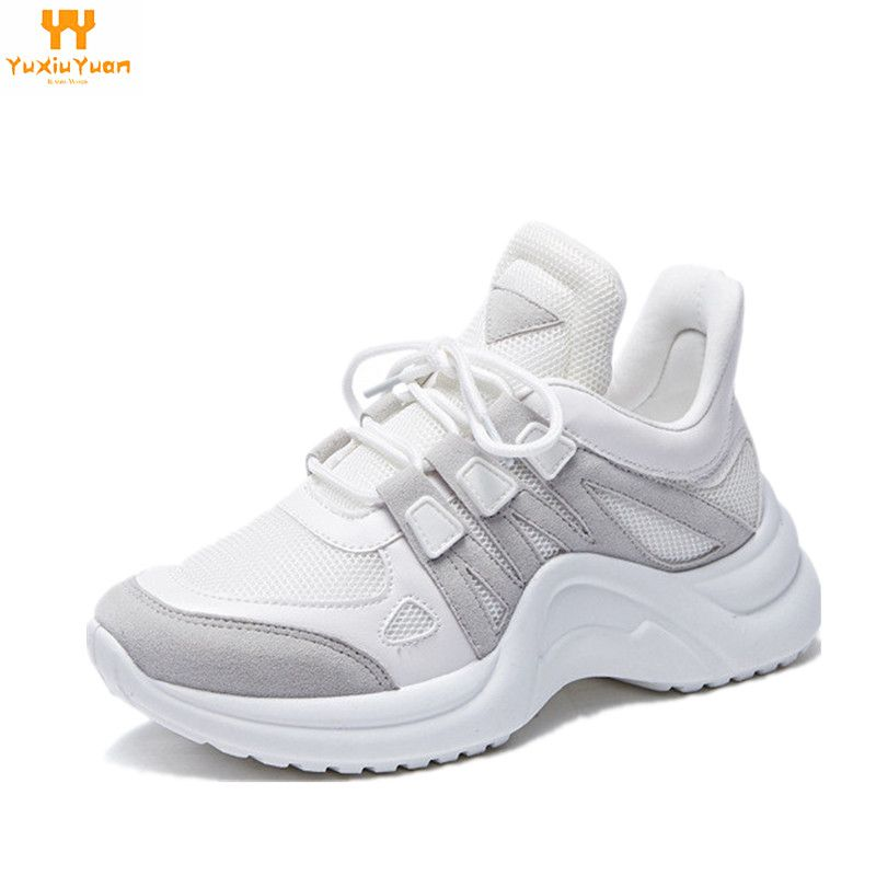 2019 Real Sneakers Solomons Shoes Sneakers Running Women Sport Fandei Breathable Free Run Zapatillas Hombre Mujer For Girls