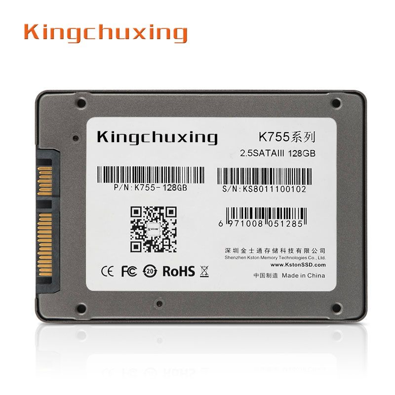 Kingchuxing 128GB ssd hard drive ssd Internal Solid State Drive 2.5 inch SATA III HDD hard disk