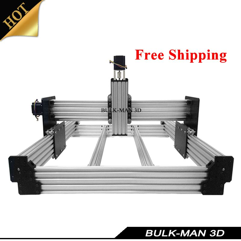 WorkBee CNC Router Machine WorkBee CNC Mechanical Kit with Nema 23 Stepper Motor,DIY CNC Wood Engraving Router - OX CNC Upgrade