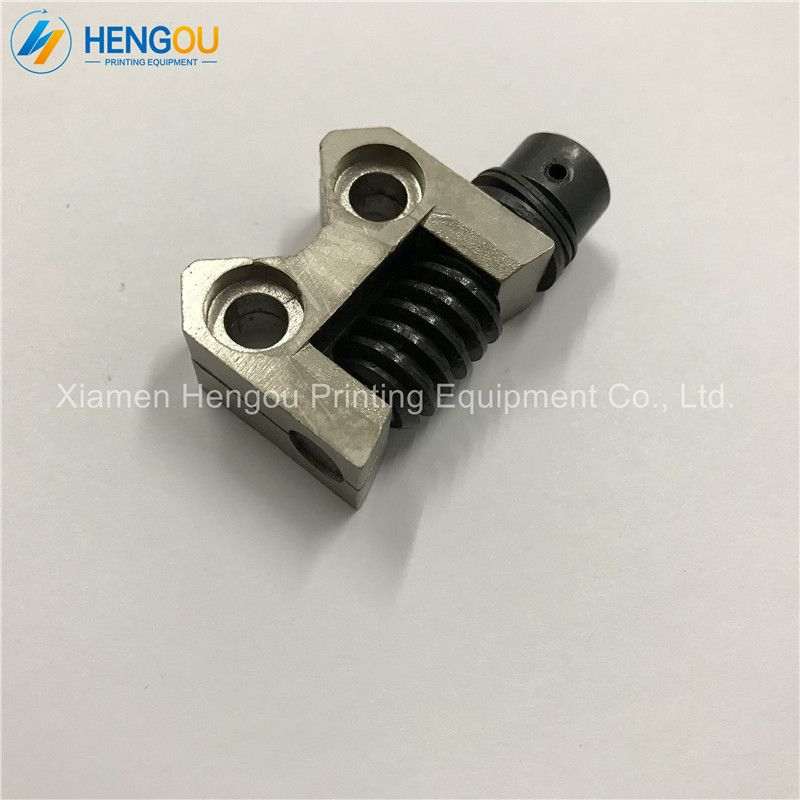 2 Pieces free shipping Heidelberg Printing Machinery Spare Parts Adjusting Worm Gear