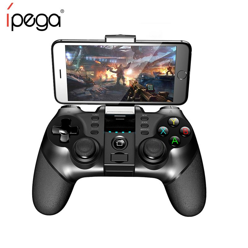 iPEGA PG-9077 <font><b>Mini</b></font> Joypad Wireless Joystick for Phone Game Controller for Android Phone Tablet PC Android Tv Box