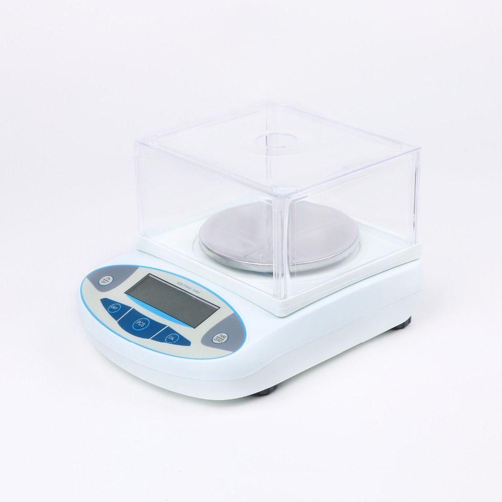 2000 x 0.01 g 10 mg Analytical Balance Lab laboratory Digital Electronic Precision Scale