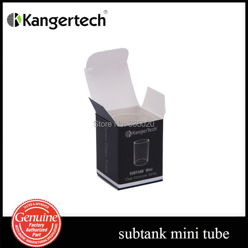 Original Kanger Subtanks Mini Glas Rohr Pyrex-glasrohr Nur