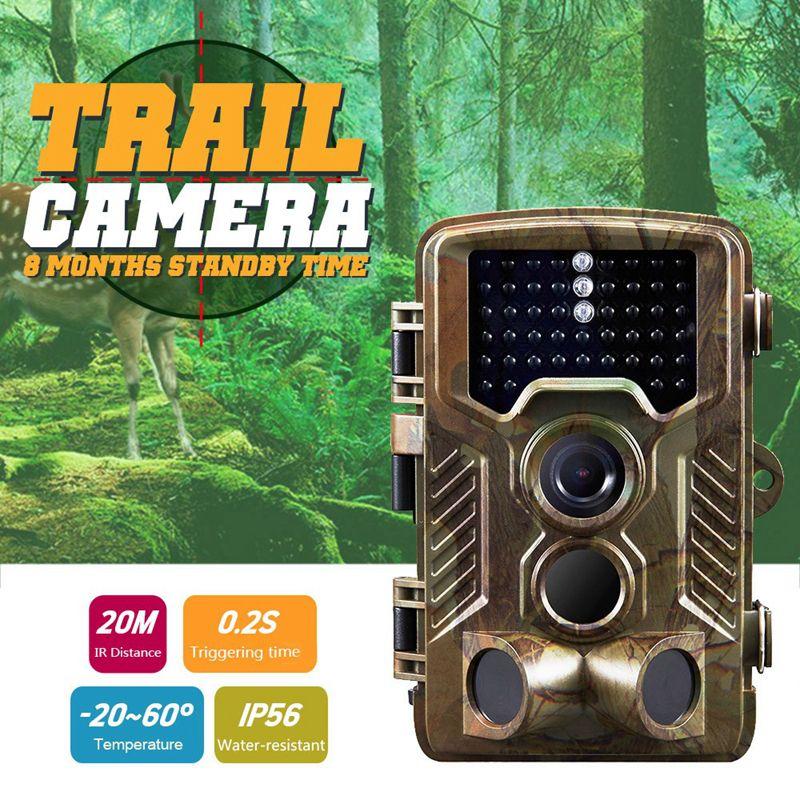 H801 8 Mega pixel Digitale IP56 Tactical Jagd Kamera Wasserdichte Infrarot Trail Staubdicht Präzise Outdoor Jagd Camping