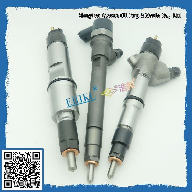 ERIKC Fe-nix 1044 diesel 0445110291 injector 0445110291 for xichai injector rail
