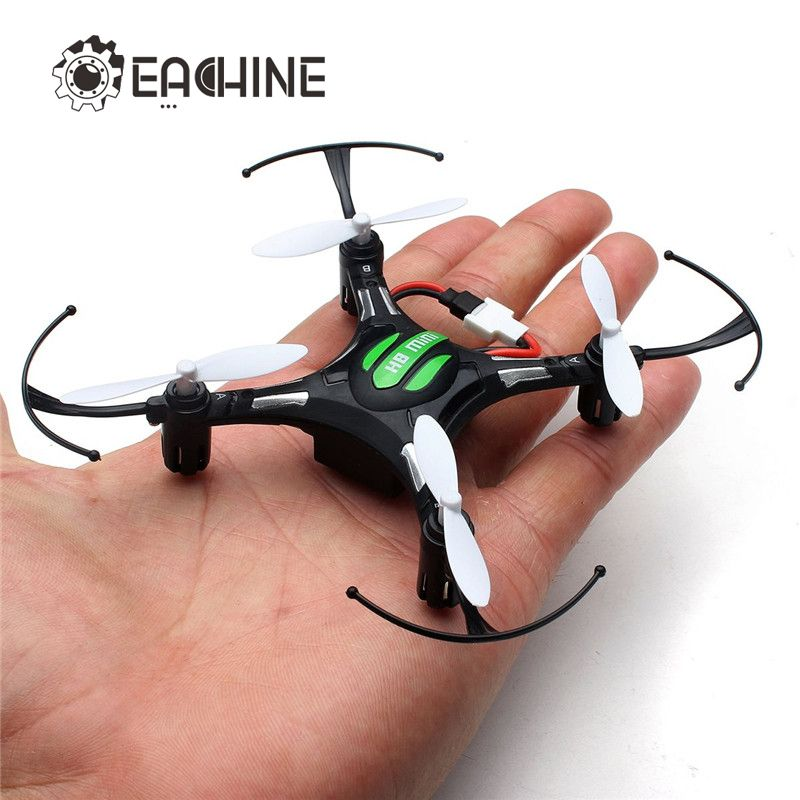 Eachine H8 Mini Headless RC Helicopter Mode 2.4G 4CH 6 Axle Quadcopter RTF Remote Control Toy