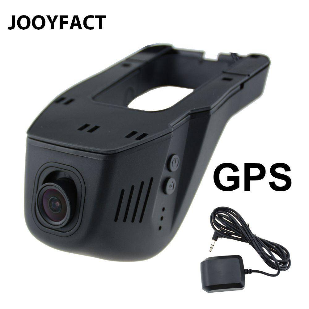 JOOYFACT A1G Car DVR Dash Cam DVRs Registrator Camera Digital Video Recorder Camcorder 1080P Night Vision 96658 IMX 323 WiFi GPS