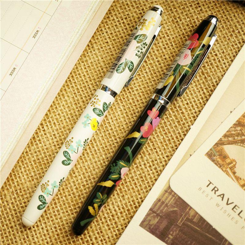 2 PCS/LOT chenguang papeterie trésors mode étudiant fontaine stylo