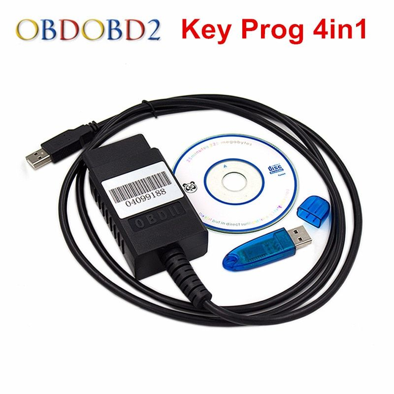 Best FNR Key Prog 4 in 1 USB Dongle For Ford For Nissan For Renault FNR Key Programmer 4-in-1 With Dongle Auto Key Transponder