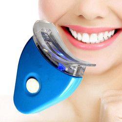 Blanc LED Light Blanchiment Des Dents Gel Blanchissant Santé Kit Dentifrice Oral Care Pour Personnels Dentaire/Soins de La Bouche En Bonne Santé