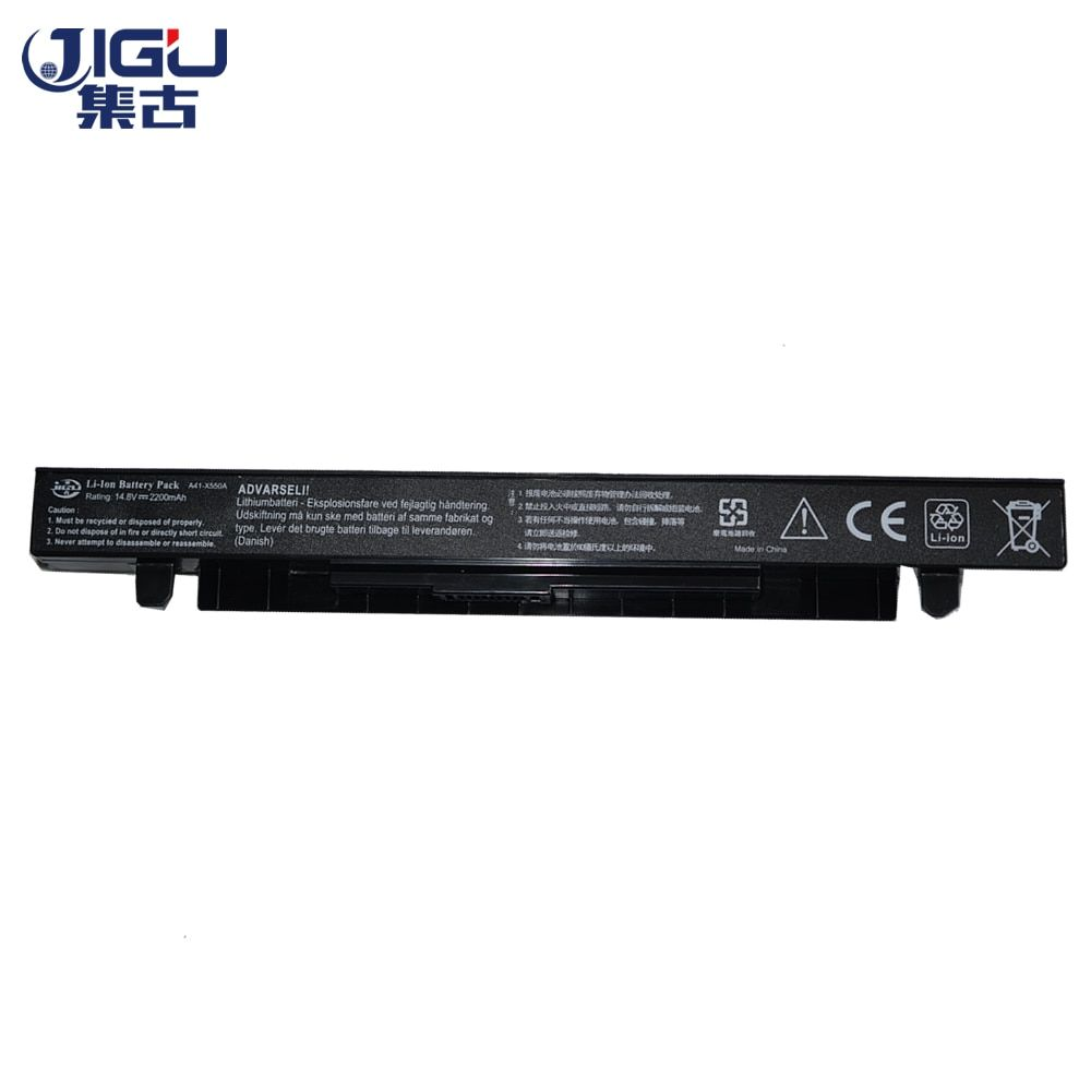 JIGU New 4Cell Laptop Battery A41-X550 A41-X550A for Asus A450 A450C A450 X550D X550C X550 X450C X550V A550 Series