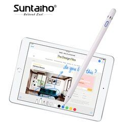 Para apple lápiz, Suntaiho nueva capacitancia stylus lápiz táctil para apple ipad con el empaquetado al por menor