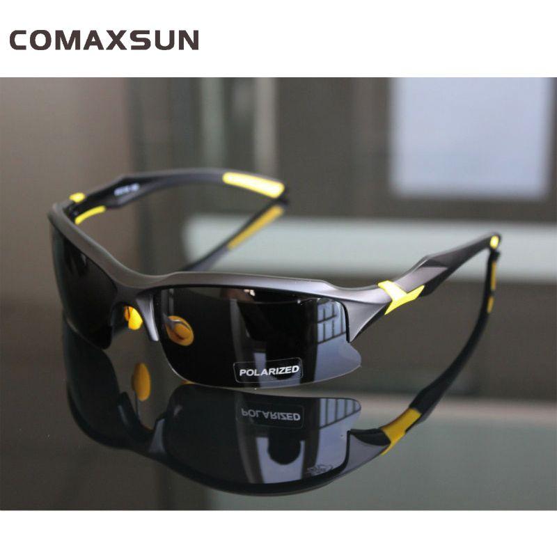 Lunettes de cyclisme polarisées professionnelles lunettes de vélo lunettes de soleil de Sports de plein air UV 400 4 couleurs