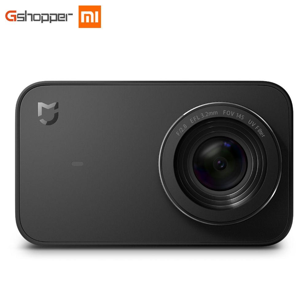 Original Xiaomi Mijia Mini Camera Smart Small Cam Bluetooth 4.1 2.4
