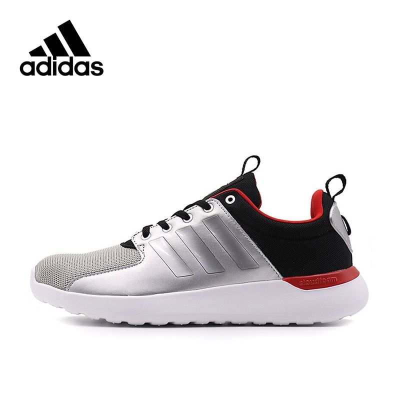 Authentic New Arrival Adidas NEO Label CLOUDFOAM LITE RACER STAR WARS Men's Skateboarding Shoes Sneakers
