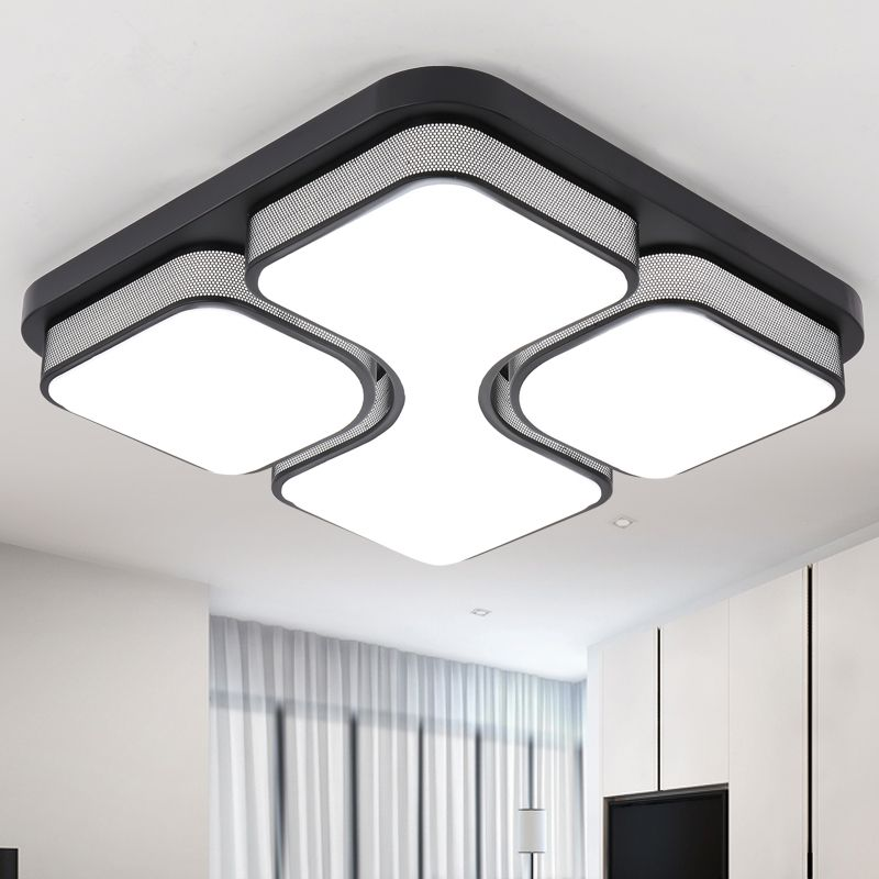 Modern Ceiling Light Lamparas De Techo Plafoniere Lampara Techo Salon Bedroom Light For Home LED Ceiling Lamp Dcor Lantern