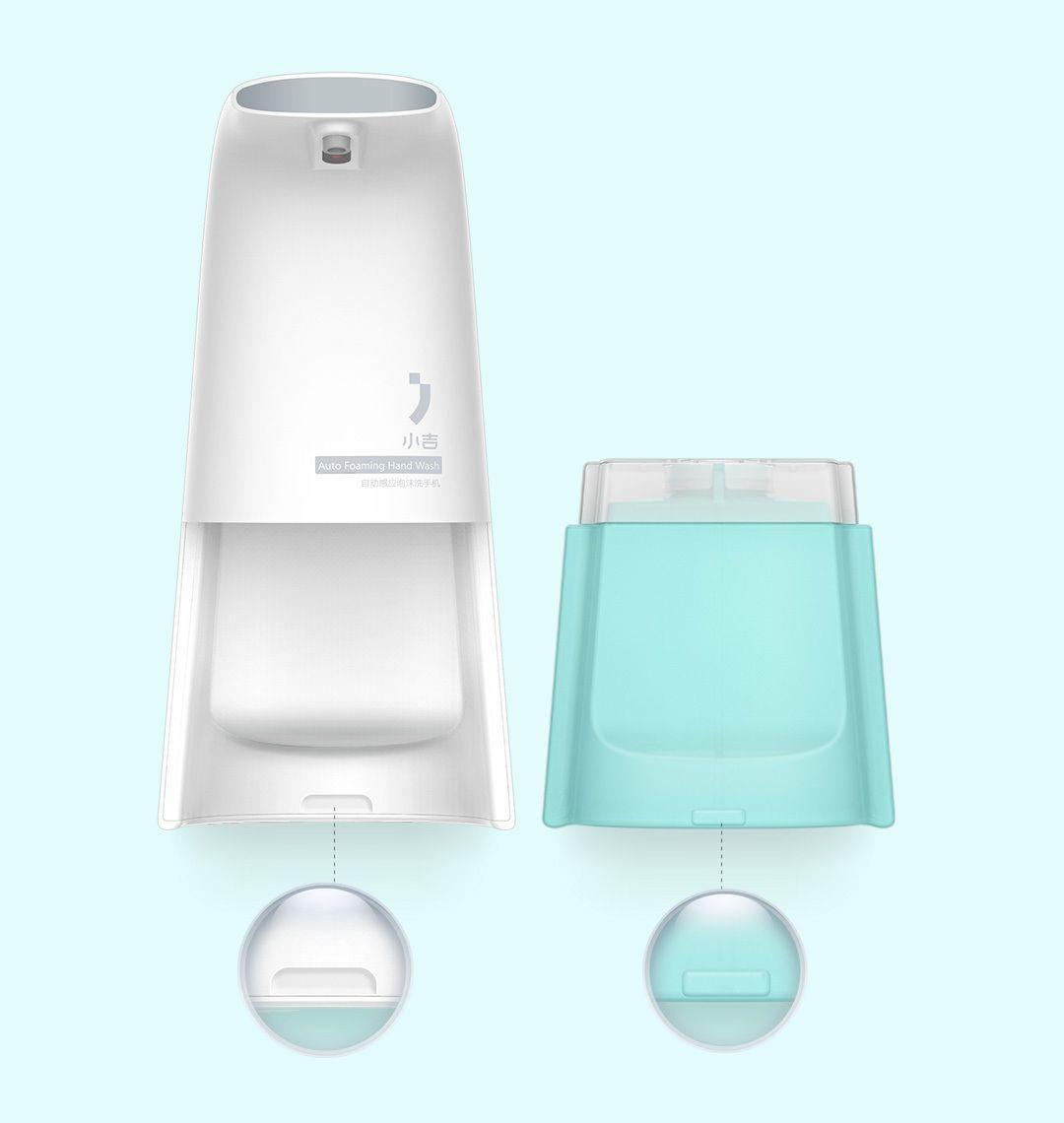 Automatically Touchless Foaming Dish Inducs Foam Washing Soap Dispenser Smart Sensor Sanitizer Dispensador For Kitchen Bathroom