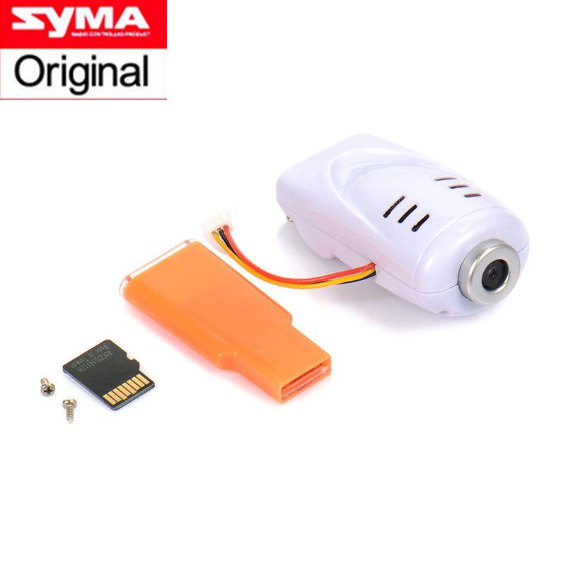 SYMA 100% caméra d'origine pour X5 X5C Gyro RC quadrirotor hélicoptère Drone caméra RTF Rc avion expédition rapide
