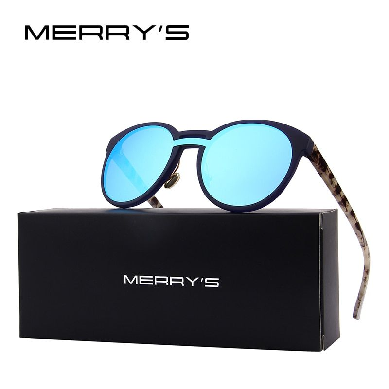 MERRY'S 2017 New Arrival Women Fashion Sunglasses Big Frame Sun Glasses S'8107