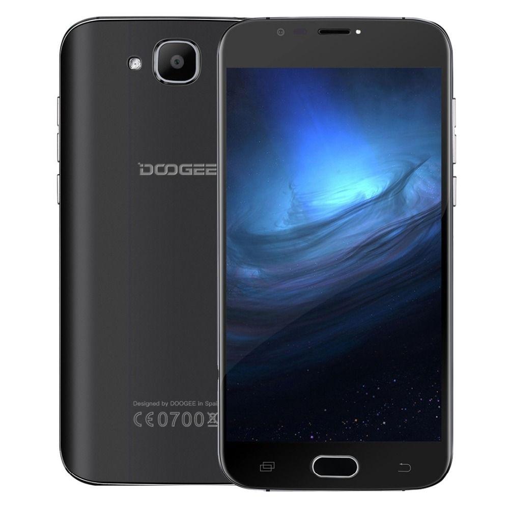 Original DOOGEE X9 mini 8GB ROM 1GB RAM 5.0 inch Screen Android 6.0 Smartphone MTK6580 Quad core 1.5GHz Dual SIM OTG DTouch