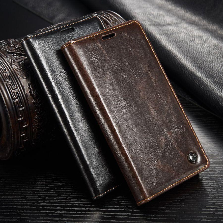 CaseMe Luxury Leather Case sFor Fundas Sony Xperia Z3 Compact / Z3 Mini Case Coque For Sony Z3+ Z3 Plus Z4 Z5 Premium Z5 Plus