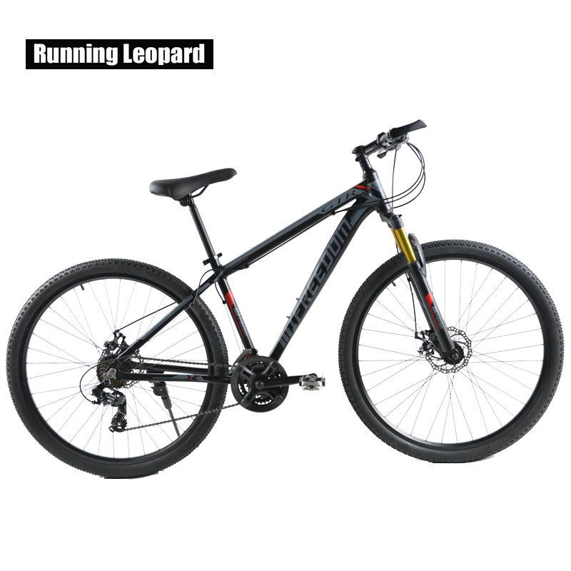 Mountain Bike, MTB 24 Speed 29 Inch Aluminum Alloy Frame Bikes, Male And Female Adult Students Juvenile Bicycle