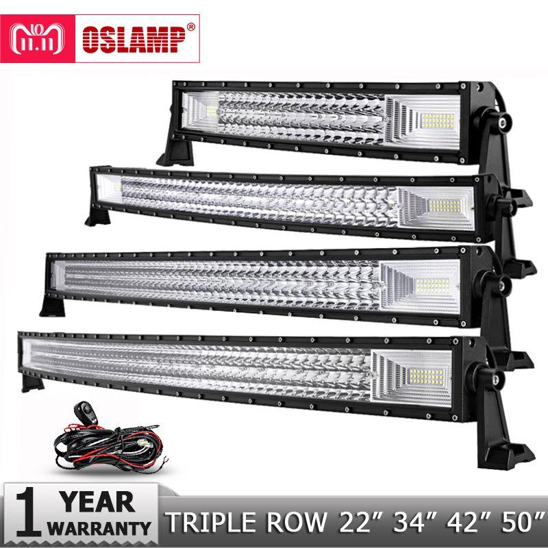 Oslamp 3-Row 12
