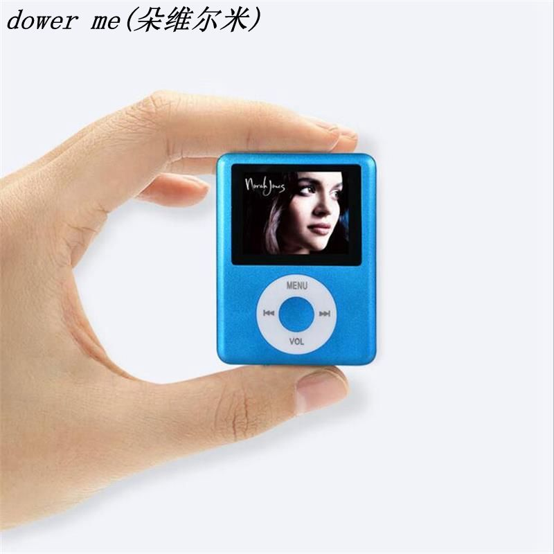 MP4 Playe high quality for 4 GB 8GB 16GB MP3, MP4 player 1.8