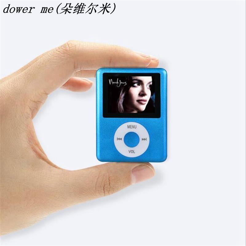 MP4 Playe hohe qualität für 4 GB 8 GB 16 GB MP3, MP4 player 1,8