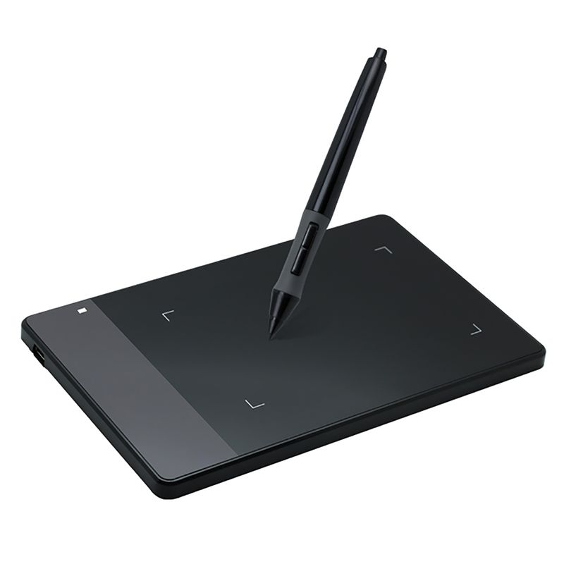 Original HUION 420 4-Inch Digital <font><b>Tablets</b></font> Mini USB Signature Pen <font><b>Tablet</b></font> Graphics Drawing <font><b>Tablet</b></font> OSU Game <font><b>Tablet</b></font>