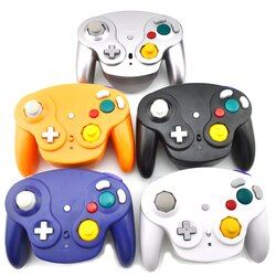 2.4GHz Bluetooth Controller  Wireless Gamepad joystick for Nintendo for GameCube for NGC for Wii
