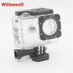 WILTEEXS Waterproof 30m Diving Case for SJCAM action camera SJ4000 and Wifi SJ4000 Sports CAM Camcorder cover Accessories