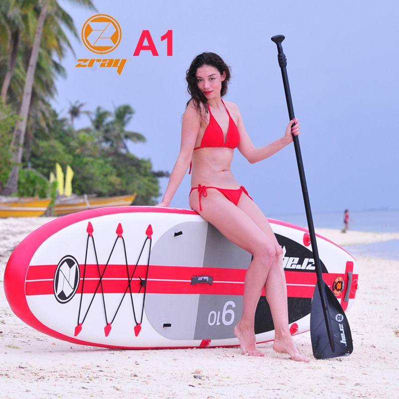 Surf board 300x76x15 cm JILONG Z RAY A1 aufblasbare sup bord stand up paddle board surf kajak sport aufblasbare boot bodyboard