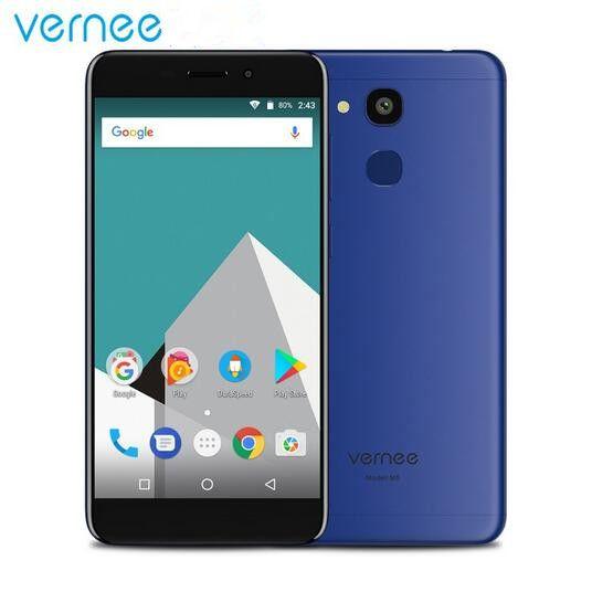 Vernee M5 Android 7.0 4G RAM 32/64GB ROM Octa core MT6750 Cellphone 5.2 Inch 13MP 3300mAh 4G Fingerprint Sensor Smartphone