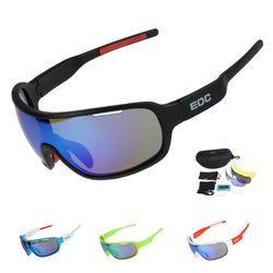 Perlindungan COMAXSUN Bersepeda kacamata Sepeda Naik Kacamata Mengemudi Memancing Olahraga Sunglasses UV 400 3 Lensa