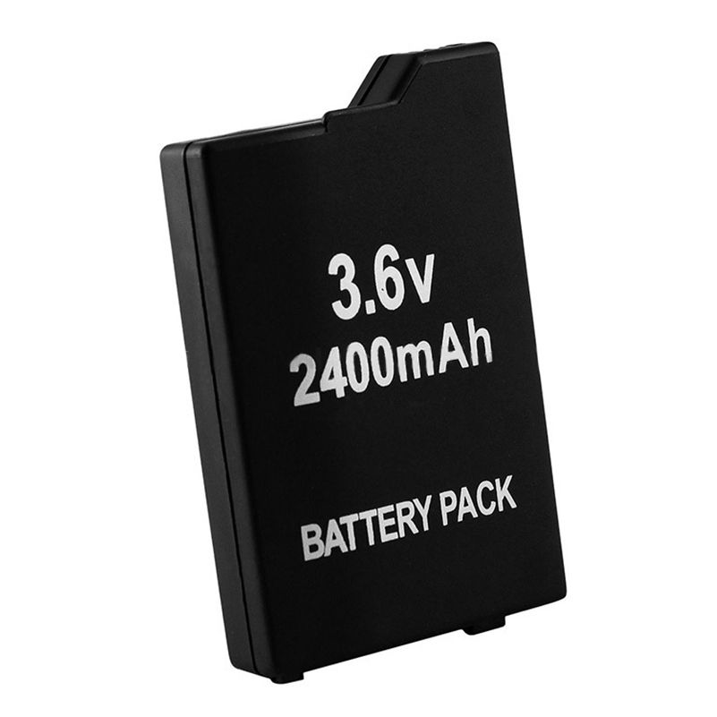 Top Quality 2400mAh Batteries For Sony PSP2000 PSP3000 PSP 2000 PSP 3000 Gamepad Battery For PlayStation Portable Controller